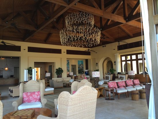Santa Barbara Beach & Golf Resort, Curacao: Lobby