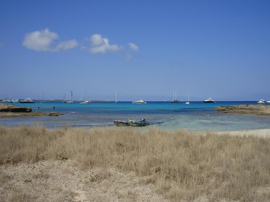 Sant Francesc de Formentera, Spain: playa