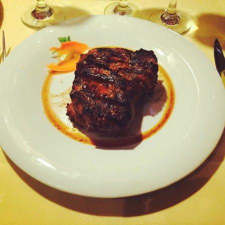 Alcorta carnes y vino: Bife de Lomo