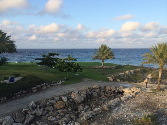 Santa Barbara Beach & Golf Resort, Curacao: Vista do quarto