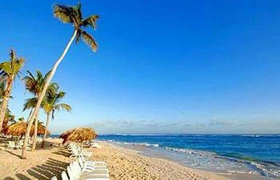 Majestic Colonial Punta Cana : Beach View