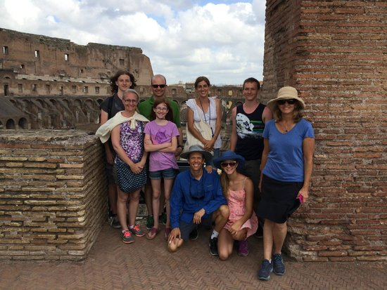 Through Eternity Cultural Association: Tour Group