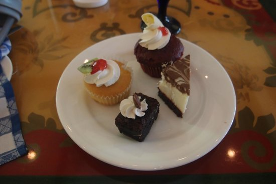 Sandals Whitehouse: Sugar overload, anytime day or night!