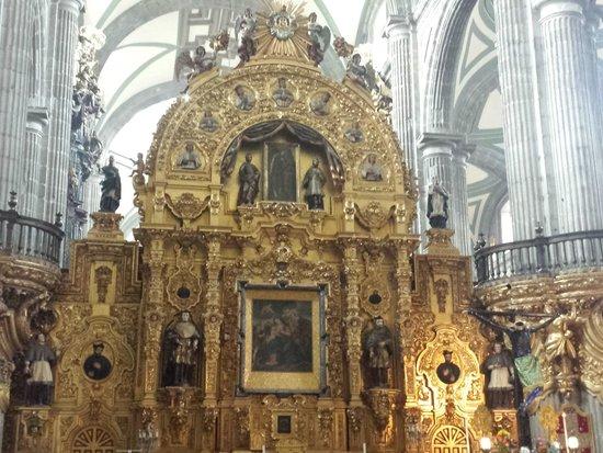 Metropolitan Cathedral (Catedral Metropolitana): Órgano de la Catedral