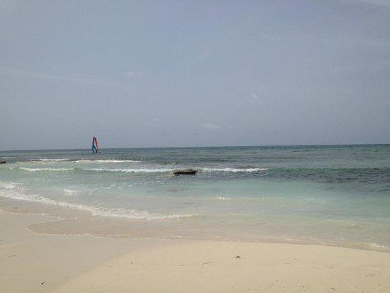 Secrets Silversands Riviera Cancun: Beach -- very beautiful
