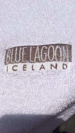 Blue Lagoon: Robe