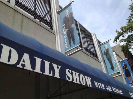 The Daily Show with Trevor Noah: Studio