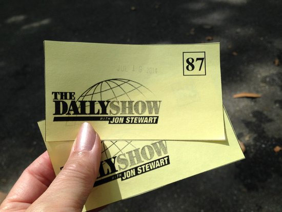 The Daily Show with Trevor Noah: Tickets!