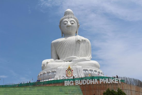 Phuket Graceland Resort & Spa: Big Buddha