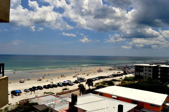 BEST WESTERN New Smyrna Beach Hotel & Suites: Beautiful ocean views!!!