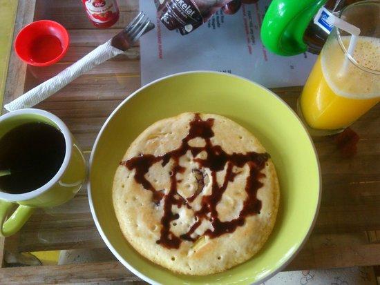 Little Woodstock Homestay : Breakfast option 2