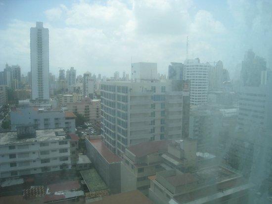 Veneto Hotel & Casino: Panama City. View from room