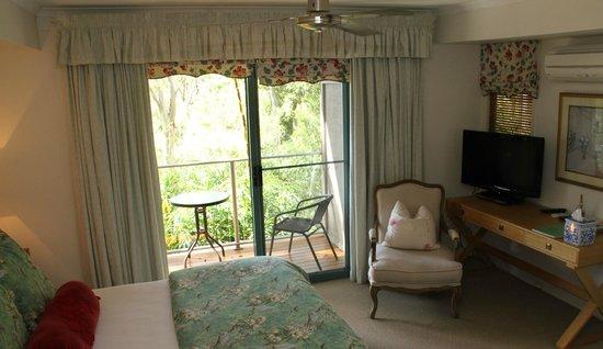 Arabella Guesthouse: Silverbirch Suite Deck