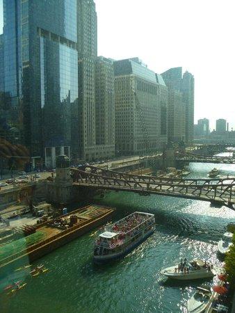 The Westin Chicago River North: Vista desde la habitacion