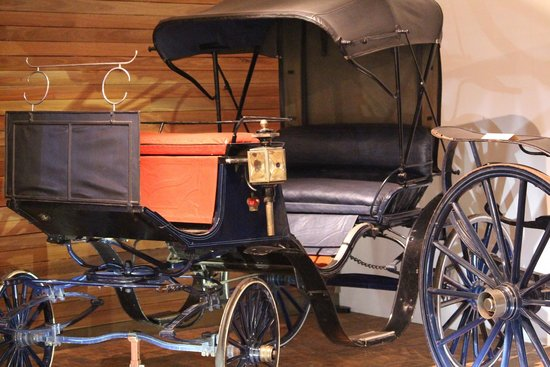 Cobb+Co Museum: Wonderful Buggy