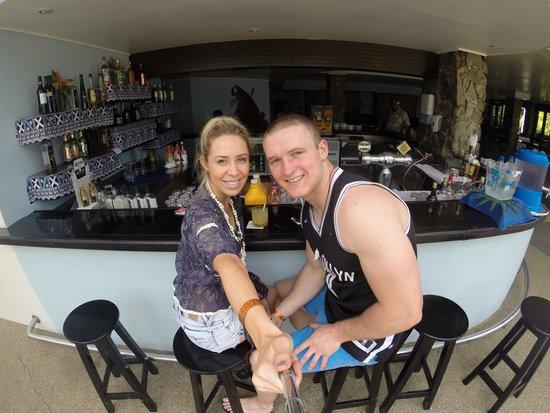 Naviti Resort : The bar