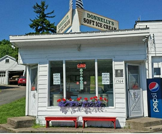 Donnelly's Ice Cream: 11am-9pm