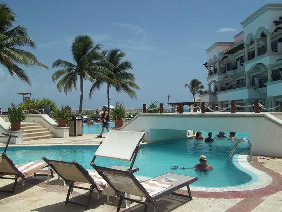The Royal Playa del Carmen: so pretty