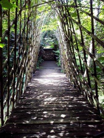 Sapulidi Bali Resort & Spa: walkways to the lobby