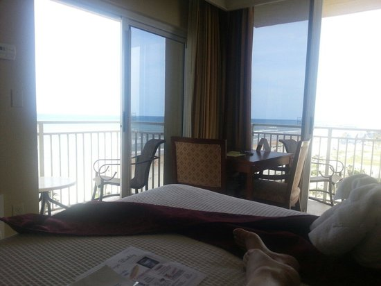Plaza Resort & Spa: Oceanfront Corner Room King Suite