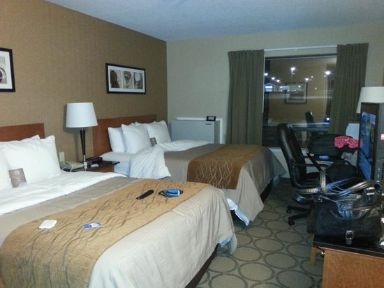 Comfort Inn - New Glasgow: Great room