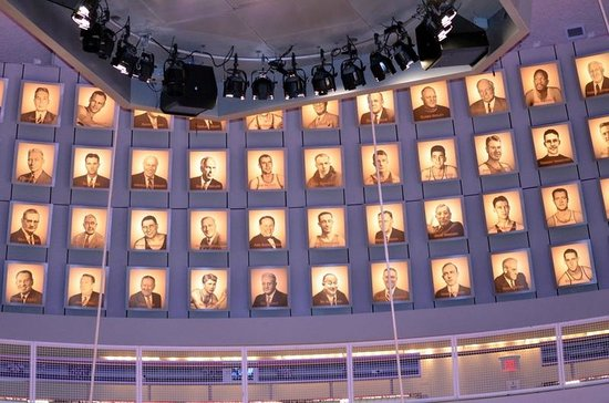 Basketball Hall of Fame: Photos of Hall of Famers
