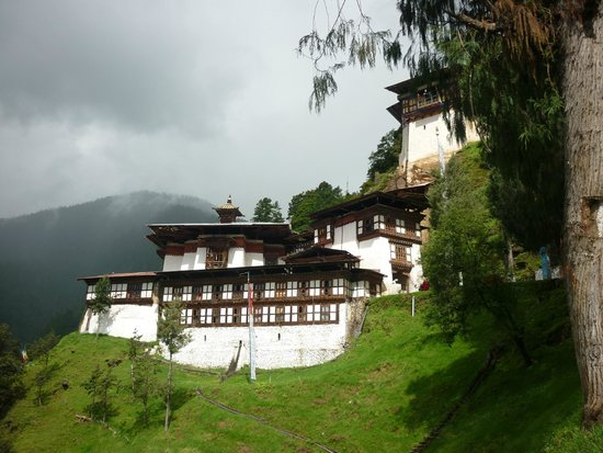 Thimphu District, Bhutan: Cheri Monastery