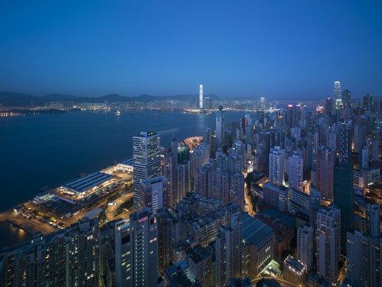 Hotel Jen Hong Kong