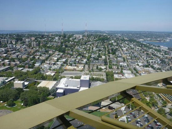 Space Needle Sky City: View