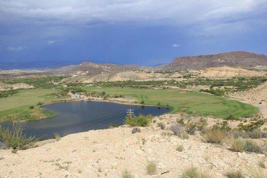Lajitas Golf Resort: Beautiful golf course