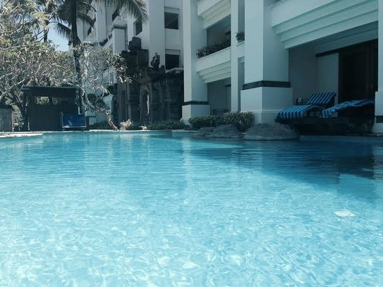 Hilton Bali Resort: pool access room