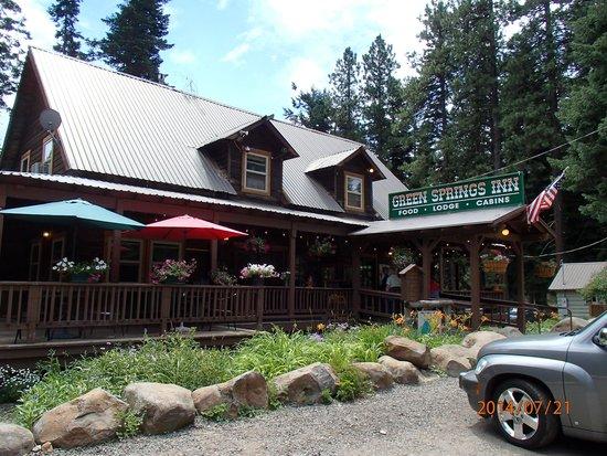 Green Springs Inn : A little slice of heaven on earth!