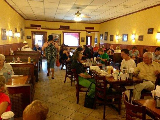 Cowboy Cafe: 7/9/14