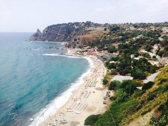 Hotel Villaggio Calispera: Vista dal villaggio