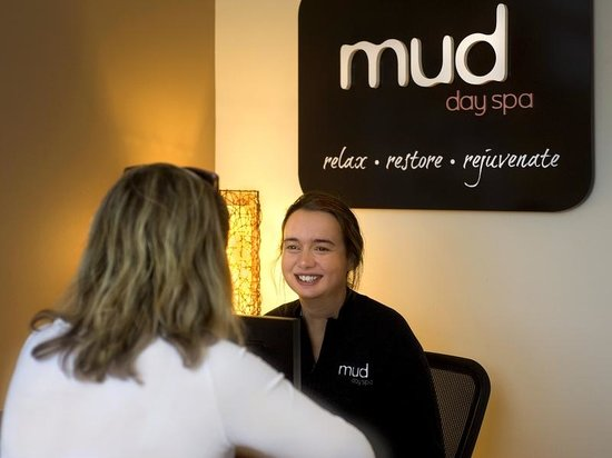 Mud Day Spa