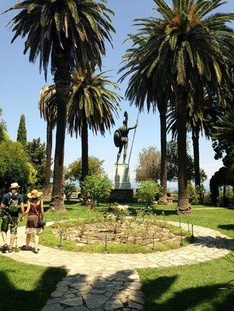 Sissi's Palace (Achilleon): Achilleon