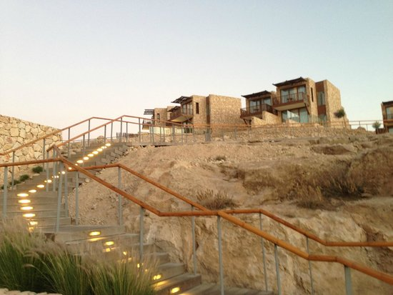 Beresheet Hotel by Isrotel Exclusive Collection : Rooms overlooking the Ramon Crater
