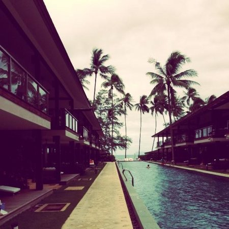 Nikki Beach Resort Koh Samui: Very trendy and sophisticated!!