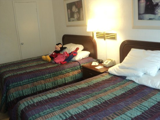 Travel Lodge Monaco Oceanfront Resort: habitacion