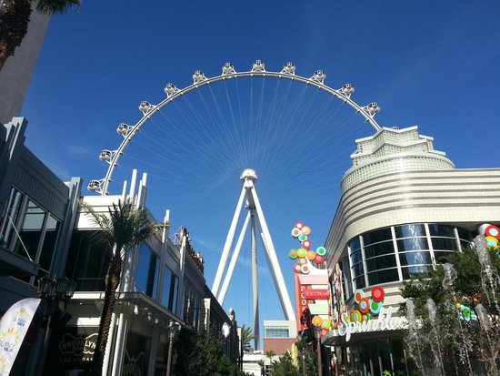 High Roller: The Linq BEFORE I got on