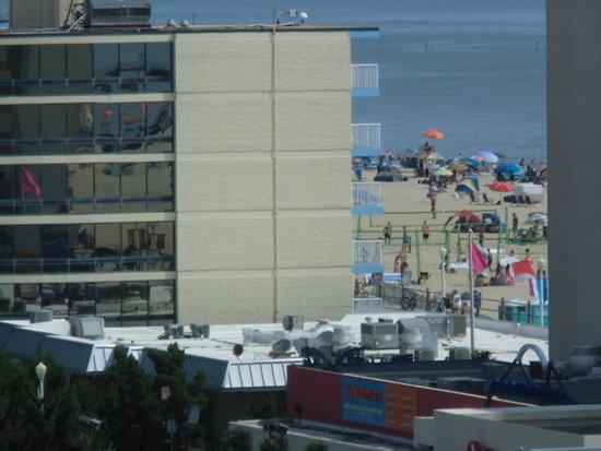 Ocean Key Resort: Partial Ocean View
