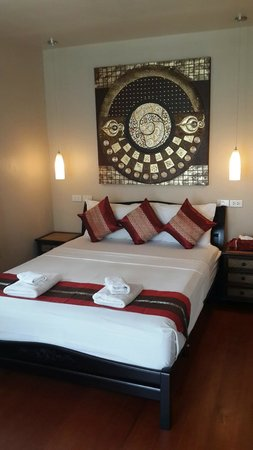 Guesthouse Liam's Suan Dok Mai : One of the new Pool view rooms