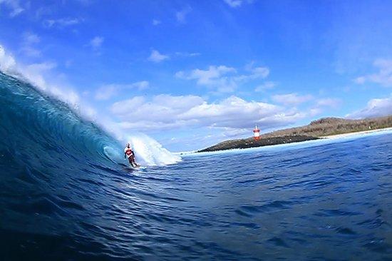 Casa Blanca: Surfing en San Cristobal