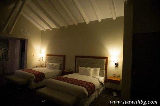 Aranwa Sacred Valley Hotel & Wellness: Deluxe room