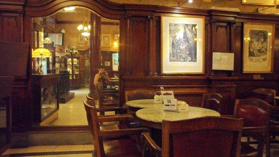 Cafe Tortoni: Café tortoni