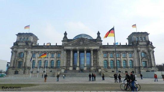 Plenarbereich Reichstagsgebäude: Reichstag