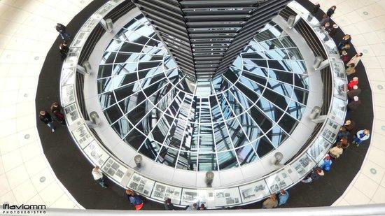 Plenarbereich Reichstagsgebäude: Painel