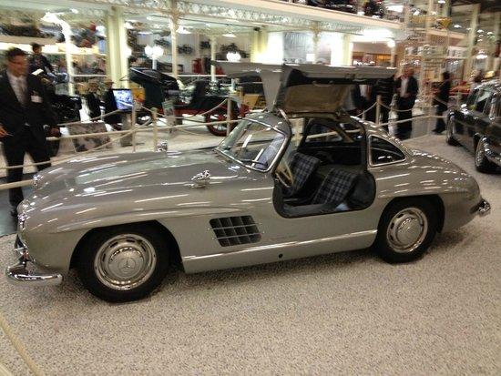 Auto & Technik Museum (Automobile and Technology Museum) : Classic mercedes SL