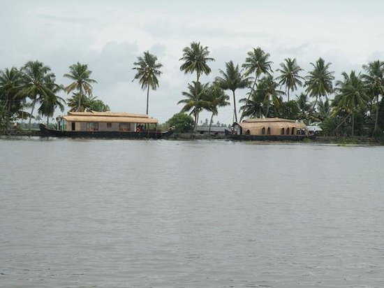 Kerala Backwaters: View from Houseboat