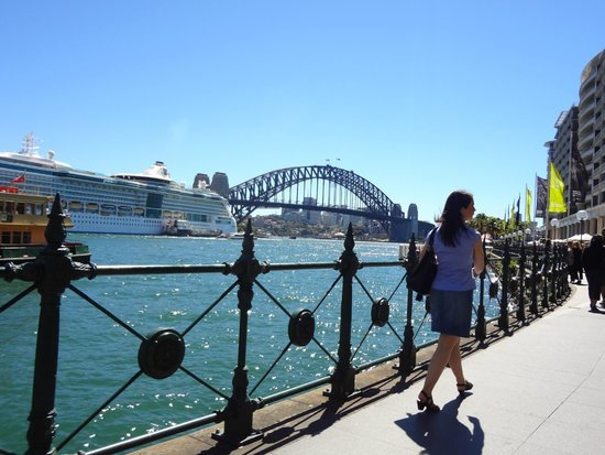 Part of Sydney Harbour
